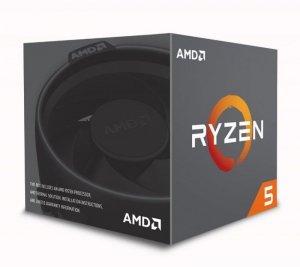 Procesor AMD Ryzen 1600 YD1600BBAFBOX (3200 MHz (min); 3600 MHz (max); AM4; BOX)