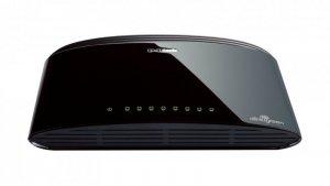 Switch D-Link DES-1008D/E (8x 10/100Mbps)