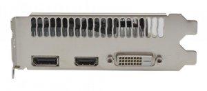 AFOX RADEON RX 550 4GB GDDR5 DVI HDMI DP DUALFAN AFRX550-4096D5H4-V5