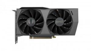 Karta Graficzna ZOTAC GAMING GeForce RTX 3060 Ti Twin Edge OC LHR 8GB GDDR6