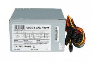 iBox CUBE II moduł zasilaczy 400 W ATX Srebrny