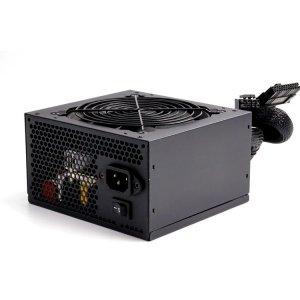 Gembird CCC-PSU-KRIOS-300 zasilacz ATX KRIOS 300W aktywny PFC 12cm fan Czarny