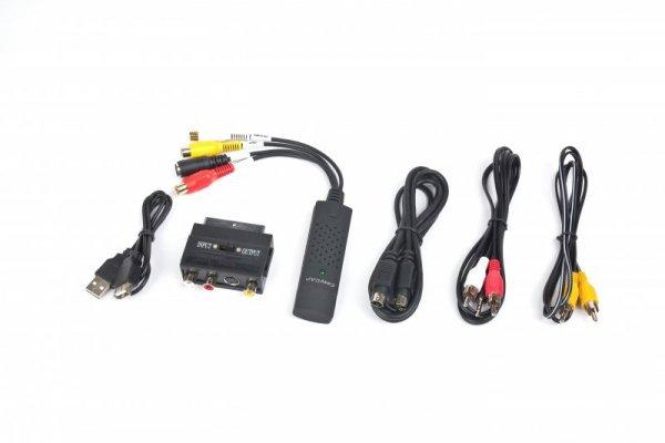 Gembird UVG-002 karta do przechwytywania video USB 3.0