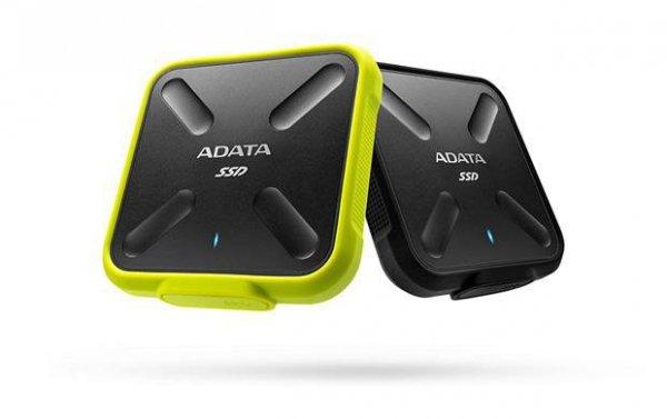ADATA SD700 512 GB Czarny