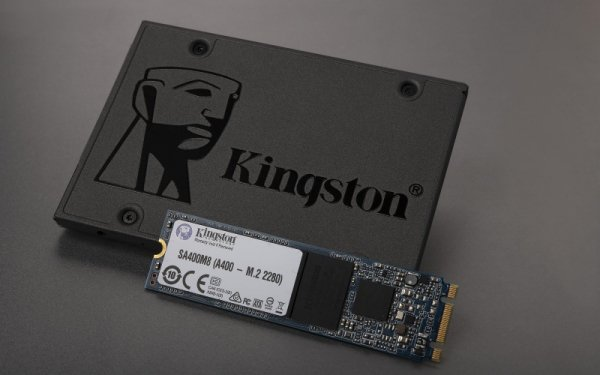 Dysk Kingston SA400M8/120G (120 GB ; M.2; SATA III)