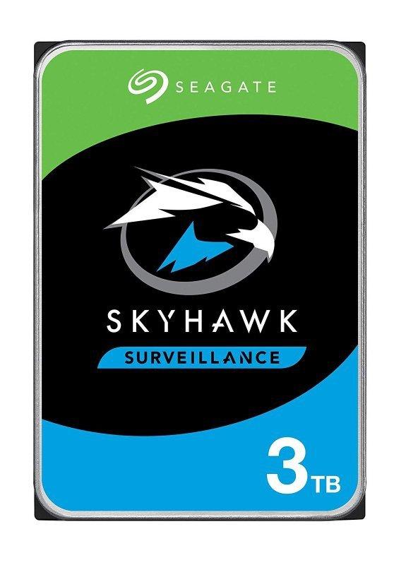 """Dysk HDD Seagate Skyhawk ST3000VX009 (3 TB ; 3.5""""; 256 MB; 5400 obr/min)"""