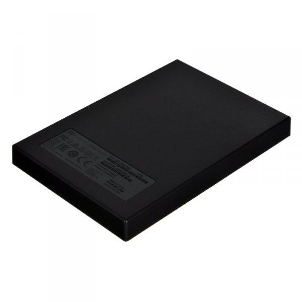"""Seagate Backup Plus Slim 2TB Black BULK """"UWAGA !!! dysk recertyfikowany. 2 lata gwarancji. Produkt w szarym pudełku"""""""