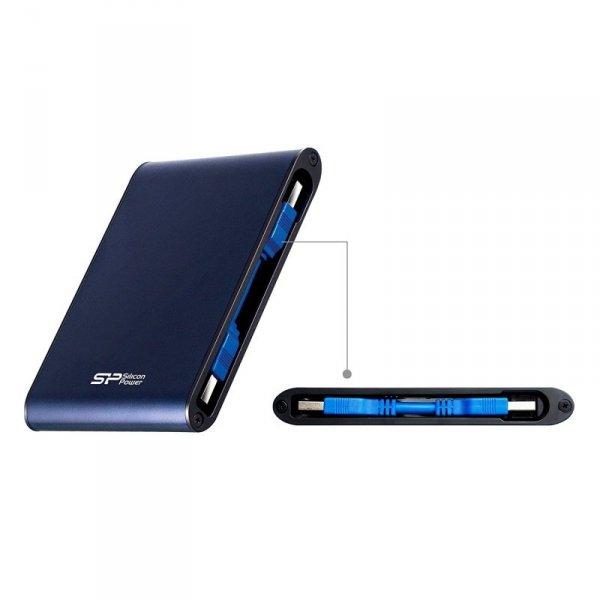 HDD Silicon Power Armor A80 1TB USB 3.1 SP010TBPHDA
