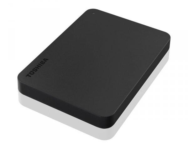 Toshiba HDTB420EK3AA zewnętrzny dysk twarde 2000 GB Czarny