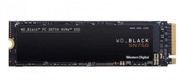 Dysk SSD WD Black SN750 WDS250G3X0C (250 GB ; M.2; PCI-E)