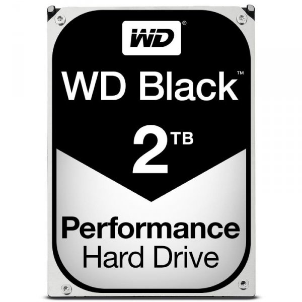 "Western Digital Black 3.5"" 2000 GB Serial ATA III"