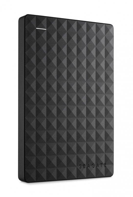 Seagate Expansion Portable 2TB zewnętrzny dysk twarde 2000 GB Czarny