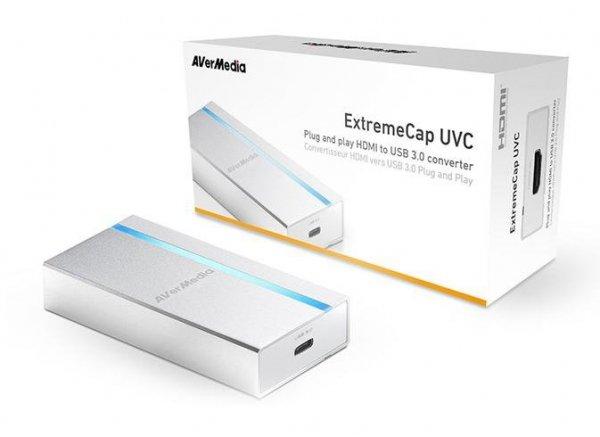 Rejestrator AVerMedia EXTREME CAP 61BU1100A0AB