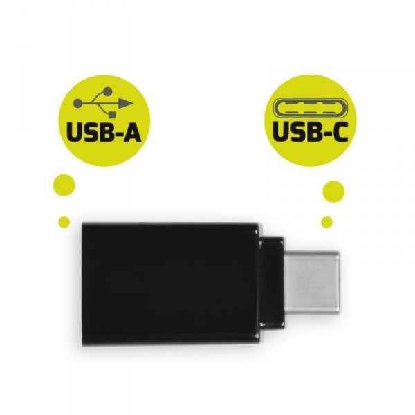 Port Designs Adapter USB Typ-C do USB-A - Dual Pack 900142