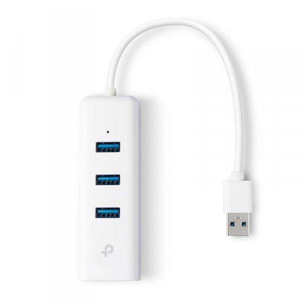 Karta sieciowa TP-LINK UE330 (USB 3.0; 1x 10/100/1000Mbps)