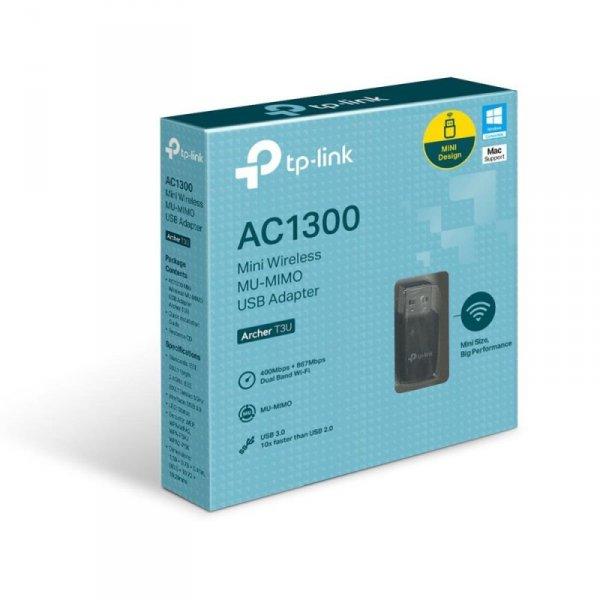 Karta sieciowa TP-LINK Archer T3U (USB 3.0)