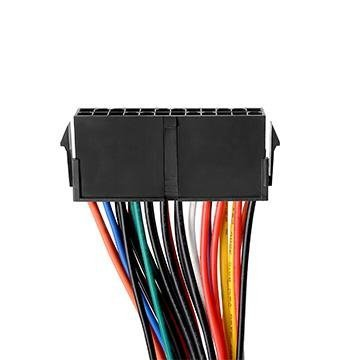 Adapter Thermaltake Dual 24Pin Adapter Cable AC-005-CNONAN-P1 (24-Pin M - 24-Pin F)