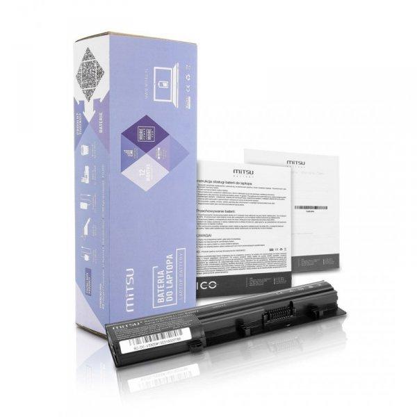 Bateria do laptopa MITSU BC/DE-V3300S (33 Wh; do laptopów Dell)