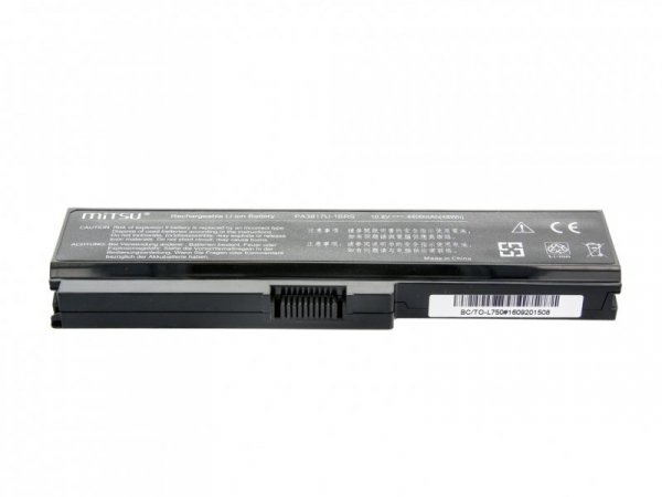 Bateria do laptopa MITSU BC/TO-L750 (48 Wh; do laptopów Toshiba)