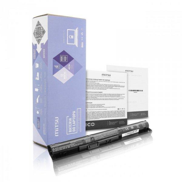 Bateria do laptopa MITSU BC/HP-450G2 (33 Wh; do laptopów HP)