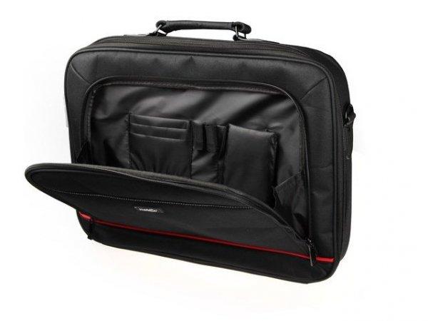 "Torba na laptopa NATEC Oryx NTO-0290 (17,3""; kolor czarny)"