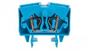 Złączka 2-przewodowa 2,5mm2 niebieska 264-704 /100szt./