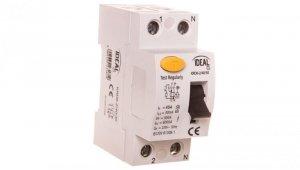 Wyłącznik różnicowoprądowy 2P 40A 0,03A typ AC KRD6-2/40/30 23181