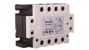 Przekaźnik półprzewodnikowy trójfazowy 24-440V AC 55A 4-32V DC RZ3A40A55