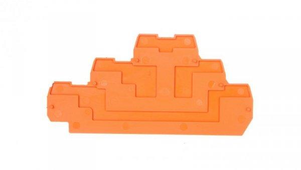 Ścianka końcowa pomarańczowa 870-569 /25szt./