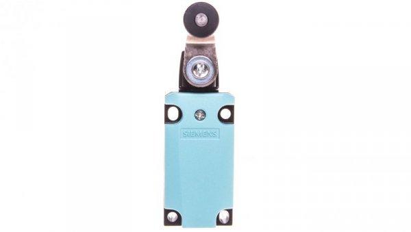 Wyłącznik krańcowy 1R 1Z migowy metal dźwignia obrotowa z rolką 3SE5112-0CH01