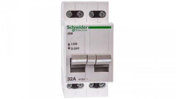 Rozłącznik modułowy 32A 4P iSW A9S60432
