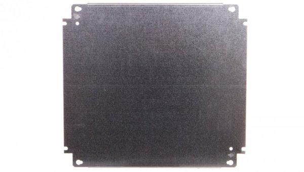 Płyta montażowa 400x400mm stal Orion+ FL406A