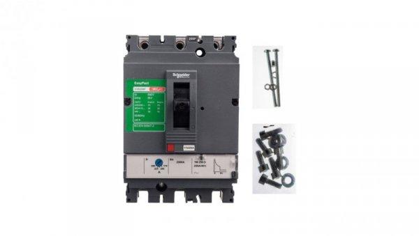 Wyłącznik mocy 250A 3P 36kA EasyPact CVS250 TM250D LV525333