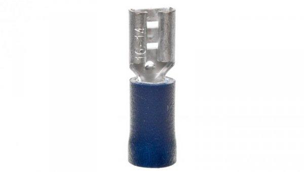 Nasuwka izolowana NI 4,8-2,5/0,5 PCV E10KN-03010103101 /100szt./