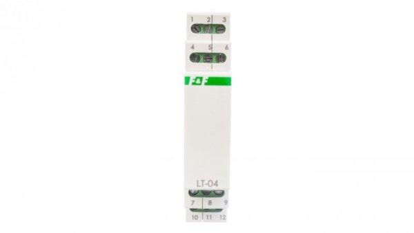 Moduł terminacyjno-polaryzacyjny sieci RS-485 protokołu MODBAS LT-04