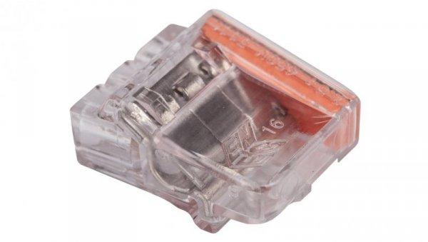 Szybkozłączka 3x1,5-2,5mm2 transparentna PC2253-CL 89022000 /100szt./