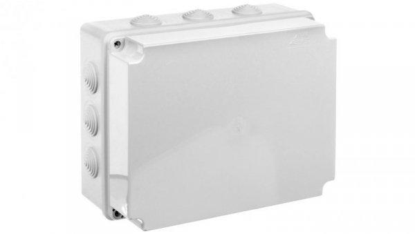 Puszka hermetyczna natynkowa 248x198x116mm IP44 biała PH-4B.3 28.46