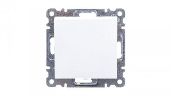 LUMINA2 Łącznik dwubiegunowy biały WL0060