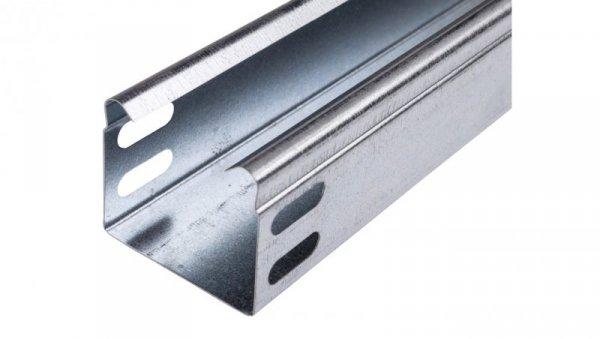 Korytko kablowe cynkowane pełne 50x42mm 2m 0,5mm KBR50H42/2 141505