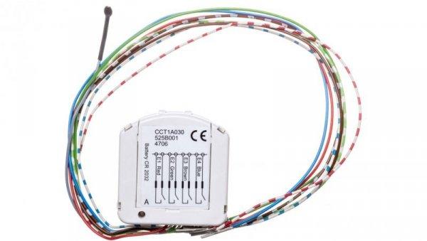 Unica Plus Uniwersalny nadajnik RF 4 wejścia CCT1A030