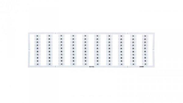 Oznaczniki WMB 10x 61-70 793-570 /5szt./