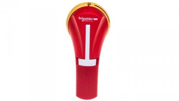 Napęd drzwiowy czerwono-żółty do GS GS2AH540