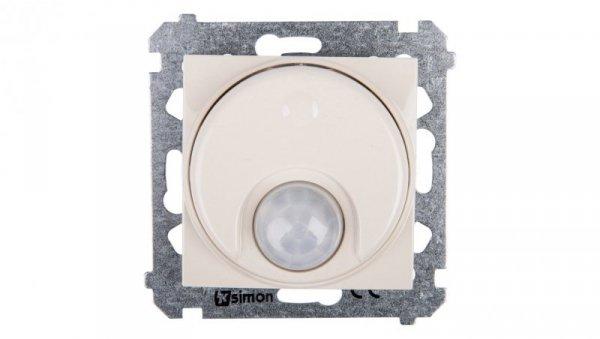 Simon 54 Czujnik ruchu tranzystorowy i zabezpieczeniem kremowy DCR11T.01/41