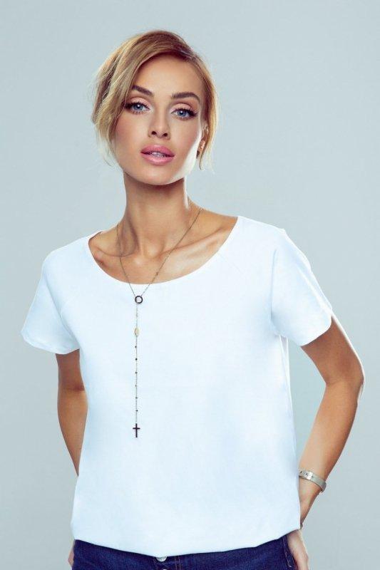 Bluzka Model Ilza White - Eldar