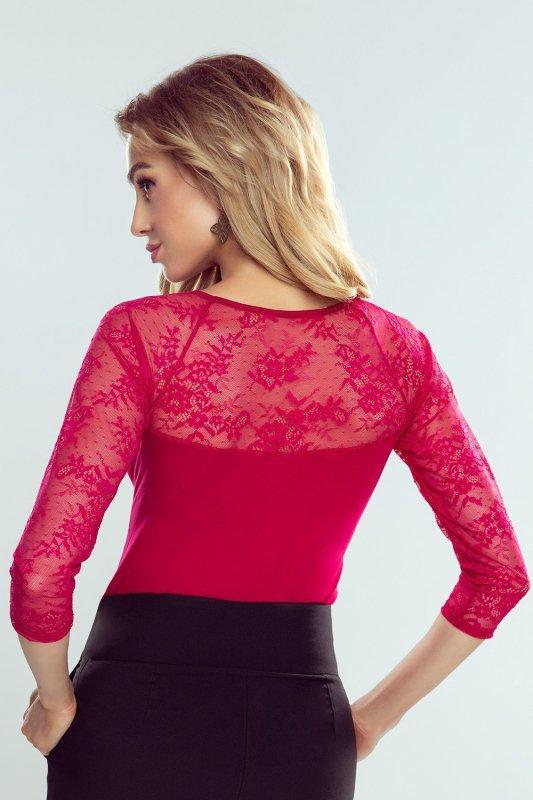 Bluzka Model Donata Bordo - Eldar