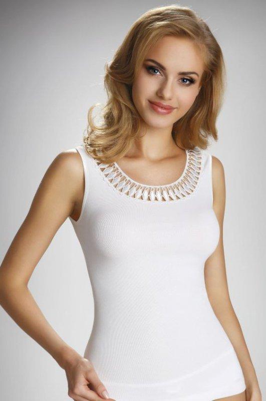 Bluzka Model Olinea White - Eldar