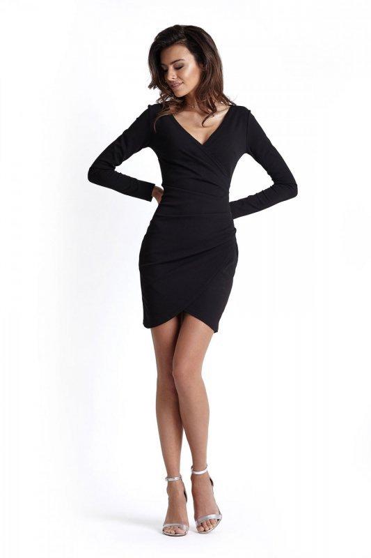 Sukienka Model Marika 233 Black - IVON