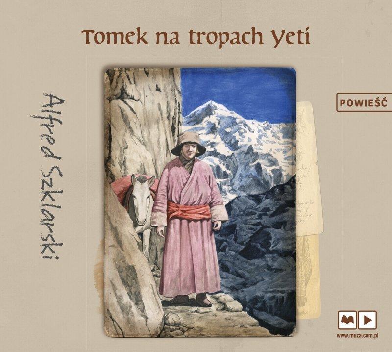 Tomek na tropach Yeti