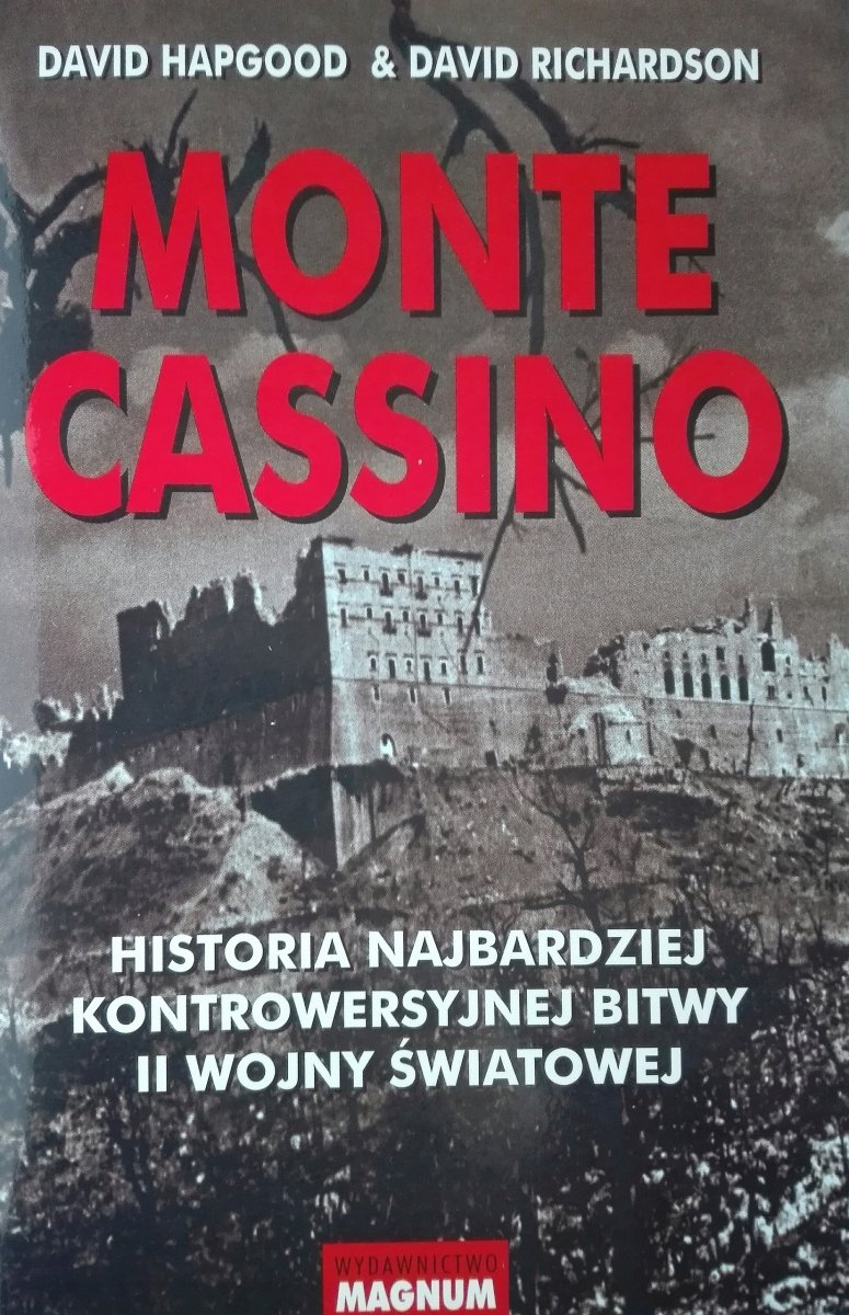 Monte Cassino David Hapgood David Richardson SPK