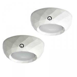 LAMPKA PODSZAFKOWA LED MEBLOWA x 2 szt. + baterie